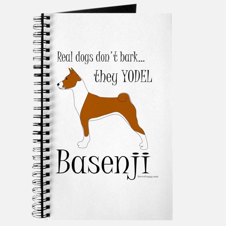 Real Dogs Don't Bark - Red Journal