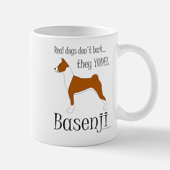 Real Dogs Don't Bark - Red Mug