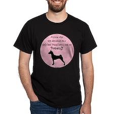 Girls Best Friend -Silhouette T-Shirt