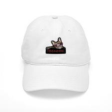 Frenchie Logo Baseball Baseball Cap