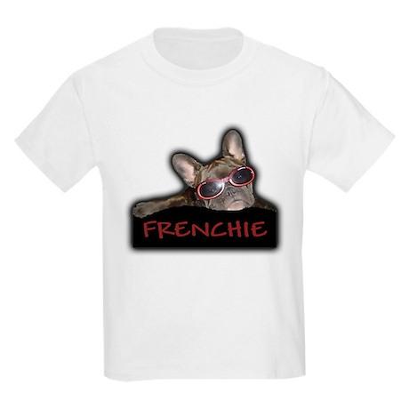 Frenchie Logo Kids T-Shirt