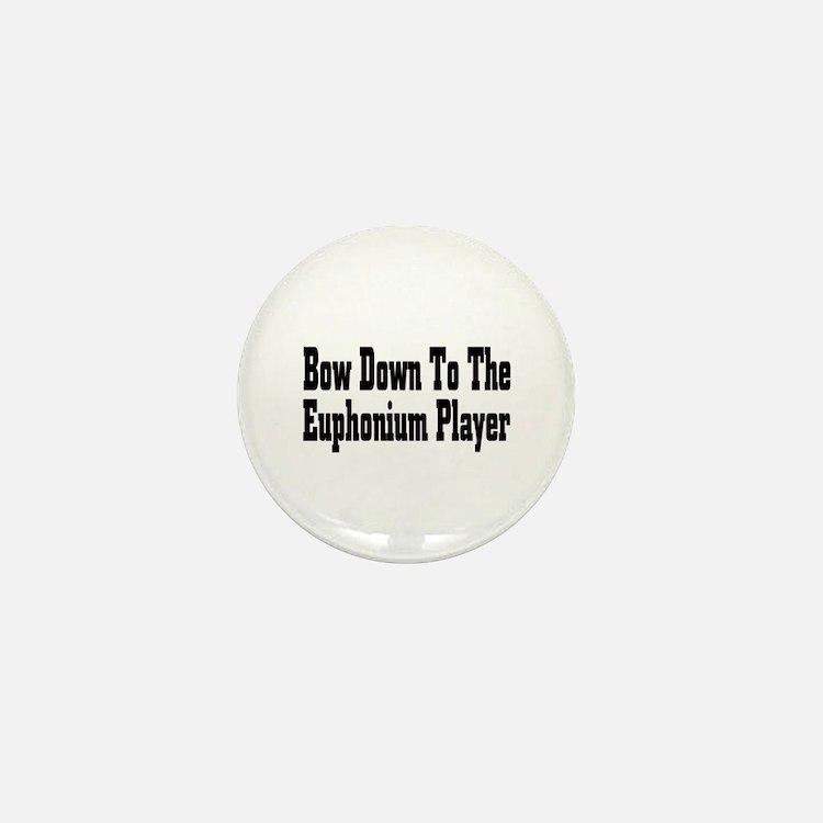 Cute Euphonium Mini Button