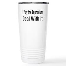Cute Euphonium Travel Mug