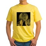 Wolf Yellow T-Shirt