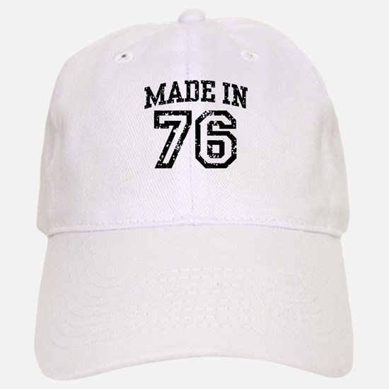 Made in 76 Baseball Baseball Cap
