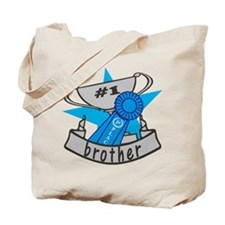 World's Best Brother Tote Bag