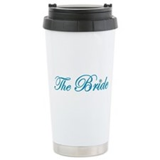 Beach Bride Travel Mug