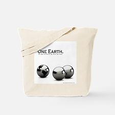 One Earth. Tote Bag