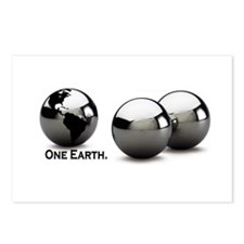 One Earth. Postcards (Package of 8)