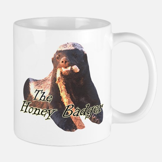 The Honey Badger Mug