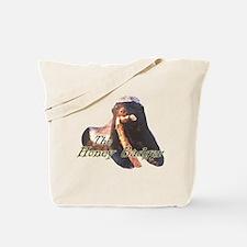 The Honey Badger Tote Bag