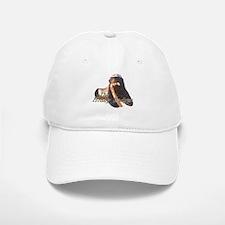 The Honey Badger Baseball Baseball Cap