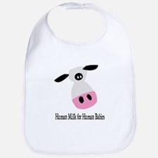 Human Milk (Breastmilk) for Babies Bib