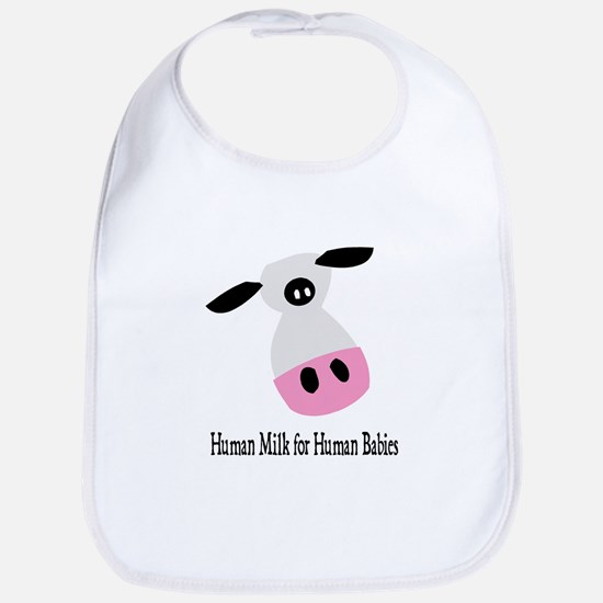 Human Milk (Breastmilk) for Babies Bib
