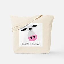 Human Milk (Breastmilk) for Babies Tote Bag