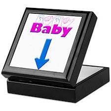 Baby 1 Keepsake Box