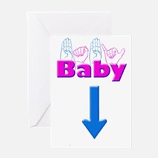 Baby 1 Greeting Card