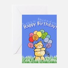 Happy Birthday Card Greeting Cards (Pk of 10)