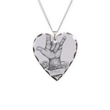 ILY ASL Necklace