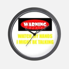 WARNING! Wall Clock