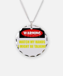 WARNING! Necklace