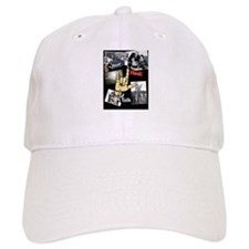 Deaf hands talk Baseball Cap