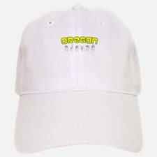 Oregon Design Baseball Baseball Cap