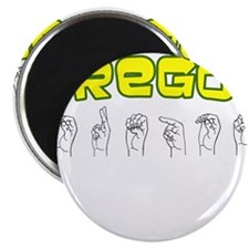 "Oregon Design 2.25"" Magnet (10 pack)"