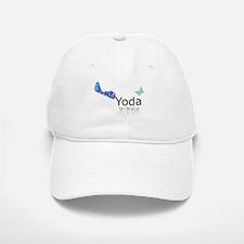 Yoda Fingerspelled Baseball Baseball Cap