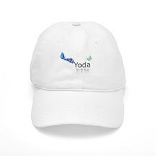 Yoda Fingerspelled Baseball Cap