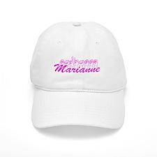 Marianne Fingerspelled Baseball Cap