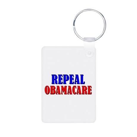 Repeal Obamacare Aluminum Photo Keychain