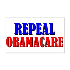 Repeal Obamacare 22x14 Wall Peel