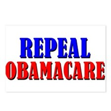 Repeal Obamacare Postcards (Package of 8)