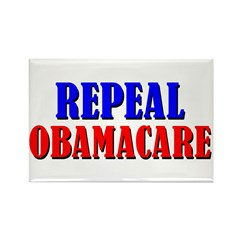 Repeal Obamacare Rectangle Magnet (100 pack)