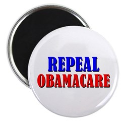 """Repeal Obamacare 2.25"""" Magnet (10 pack)"""