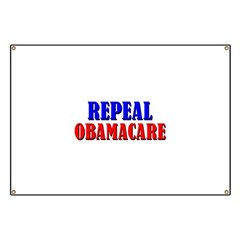 Repeal Obamacare Banner
