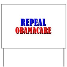 Repeal Obamacare Yard Sign