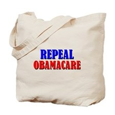Repeal Obamacare Tote Bag