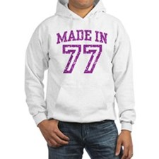 Made in 77 Hoodie