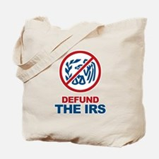 Defund the IRS Tote Bag