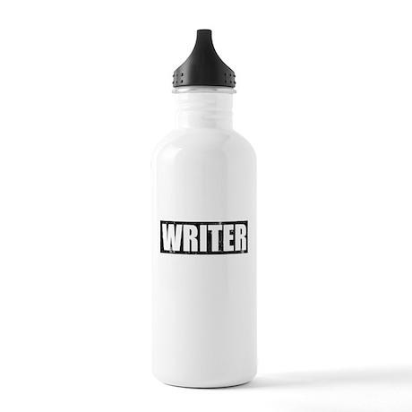 Writer Castle Stainless Water Bottle 1.0L