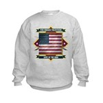 9th Indiana Volunteer Infantr Kids Sweatshirt