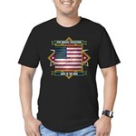 9th Indiana Volunteer Infantr Men's Fitted T-Shirt