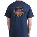 9th Indiana Volunteer Infantr Dark T-Shirt