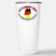 German Thing Travel Mug