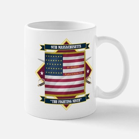 9th Massachusetts Mug