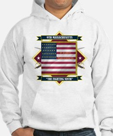 9th Massachusetts Hoodie