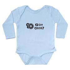 Music Long Sleeve Infant Bodysuit