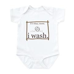 i wash Infant Creeper